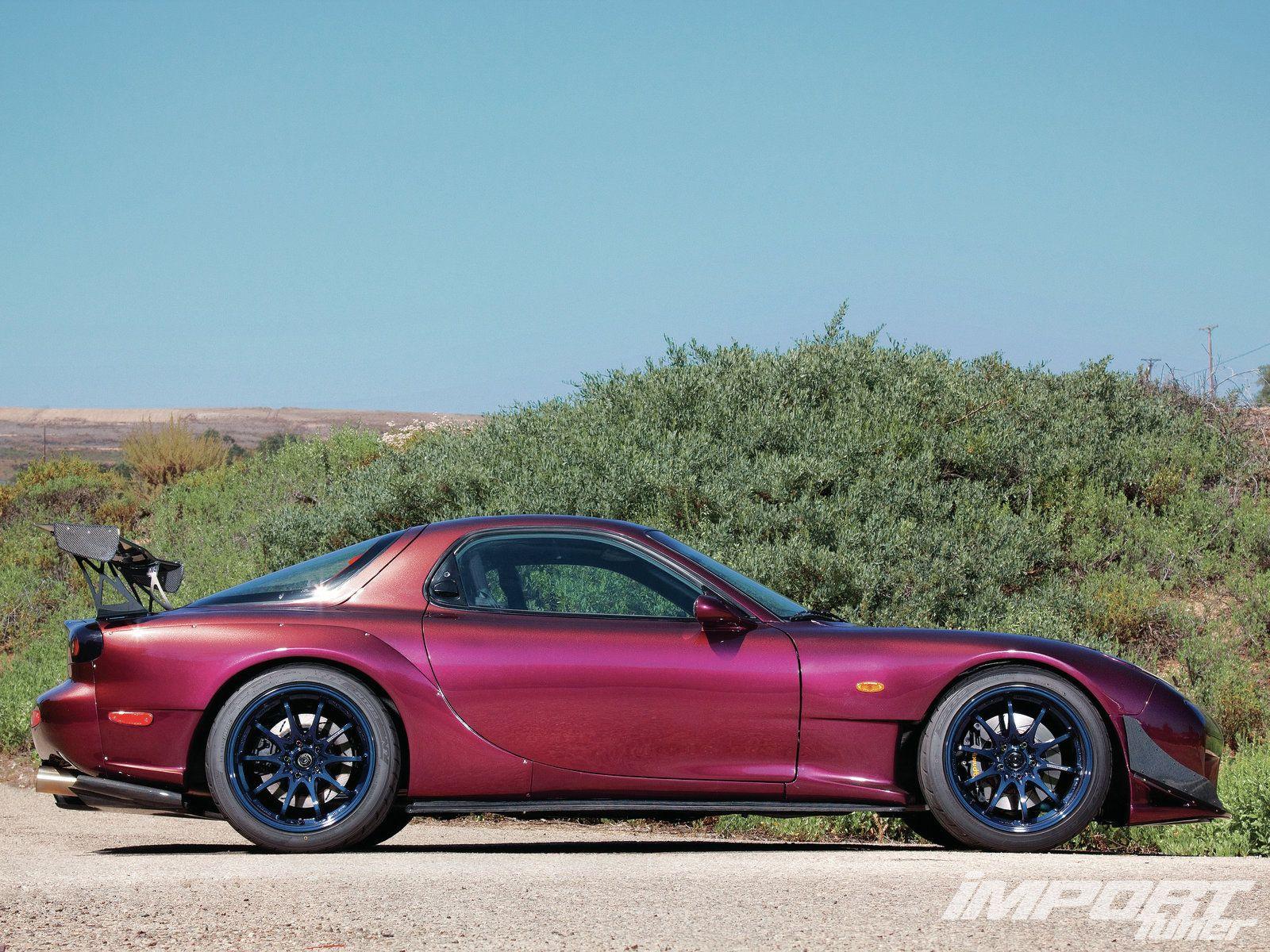 Fd3s Rx 7 Spec Gt Full Aero Shine Auto Project 93 Mazda Wiring Harness Gallery