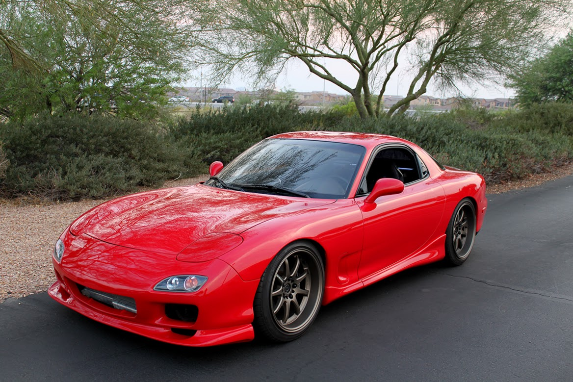 Fd3s Rx 7 Misc Items Shine Auto Project