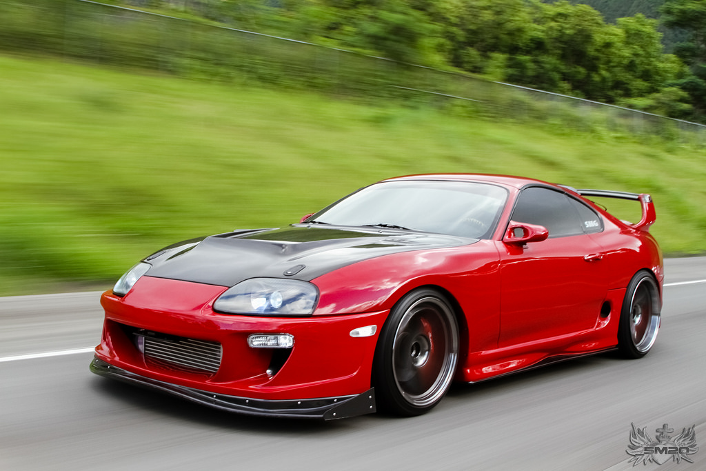 1998 R1 >> JZA80 MKIV Supra Spec-R Full Aero | Shine Auto Project
